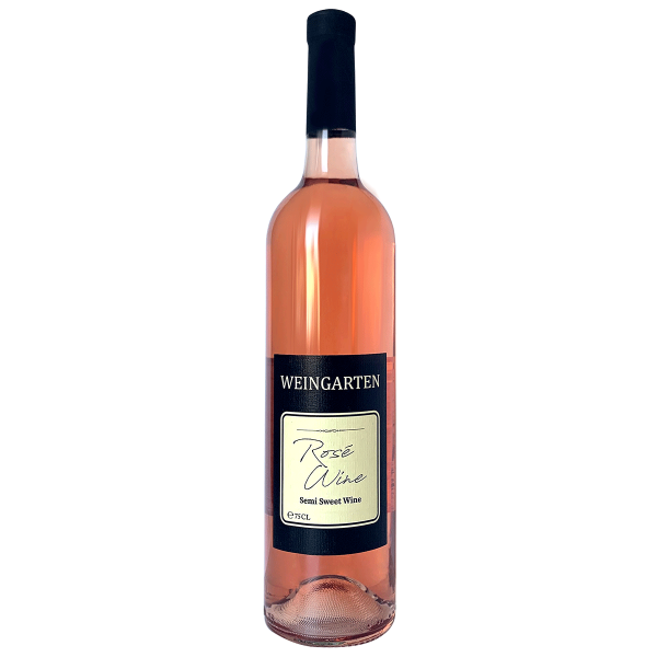 WEINGARTEN ROSE вино